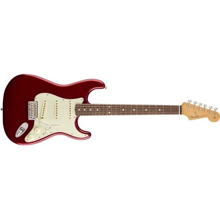 Fender Classic Series '60s Stratocaster in Candy Apple Red Electric Guitar