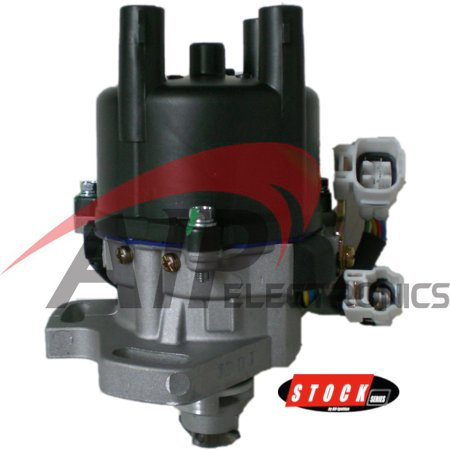Heavy Duty Stock Series Ignition Distributor Complete 1 8L 1 6L 7AFE 4AFE 6  PIN PLUG Oem Fit D16250-SS