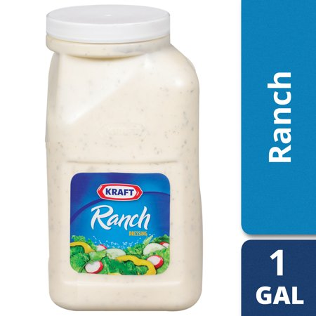 Kraft Ranch Dressing, 1 gal - Japanese Miso Dressing