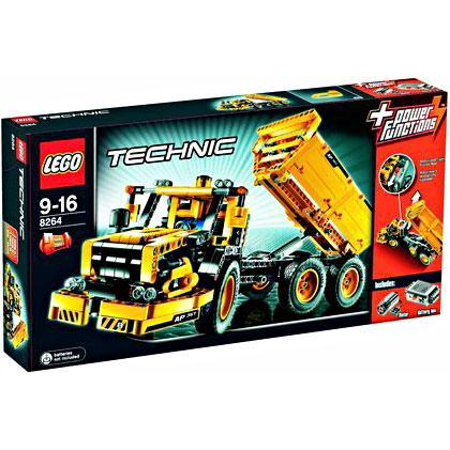 Lego Technic Power Functions Hauler Set  8264