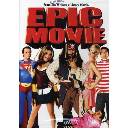 Epic Movie (Rated) (Full Frame, Widescreen)