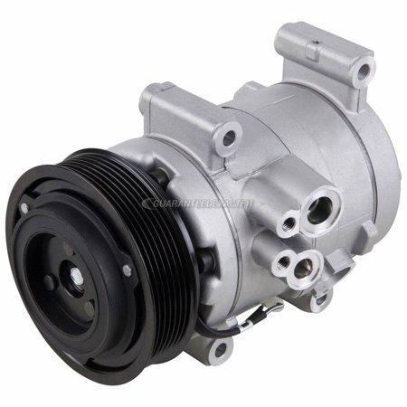 AC Compressor & A/C Clutch For Toyota Tacoma 2005-2015 ()