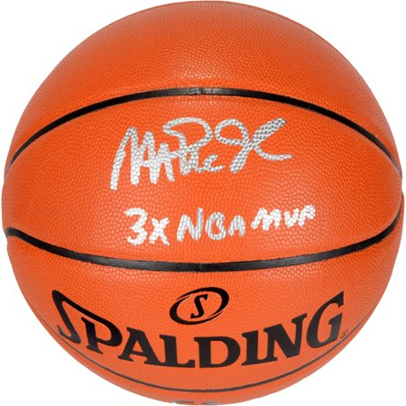 Magic Johnson Los Angeles Lakers Autographed Indoor/Outdoor Basketball with