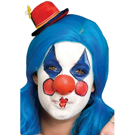 Woochie Medium Clown Nose Halloween - Latex Clown Nose