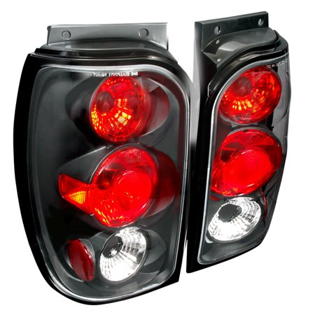 2001 Ford Explorer Light (Spec-D Tuning 1998-2001 Ford Explorer Tail Lights 1999 2000 1998 1999 2000 2001 (Left + Right))