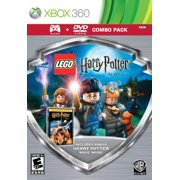 LEGO Harry Potter: Years 1-4 (with DVD)