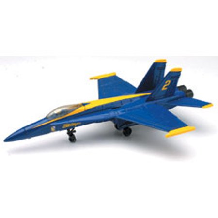 F-18, Blue Angels (1:72), Easy Build Model Kit (Blue Angels Model Kit)