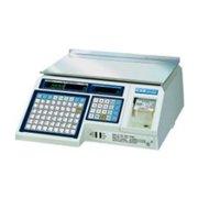 CAS Corporation LP-1000N Label Printing Computing Scale LP1000N