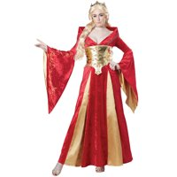 Medieval Queen Adult Costume