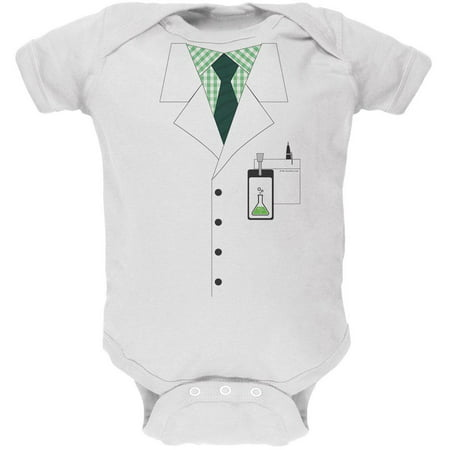 Scientist Costume Baby One - Baby Scientist Costume
