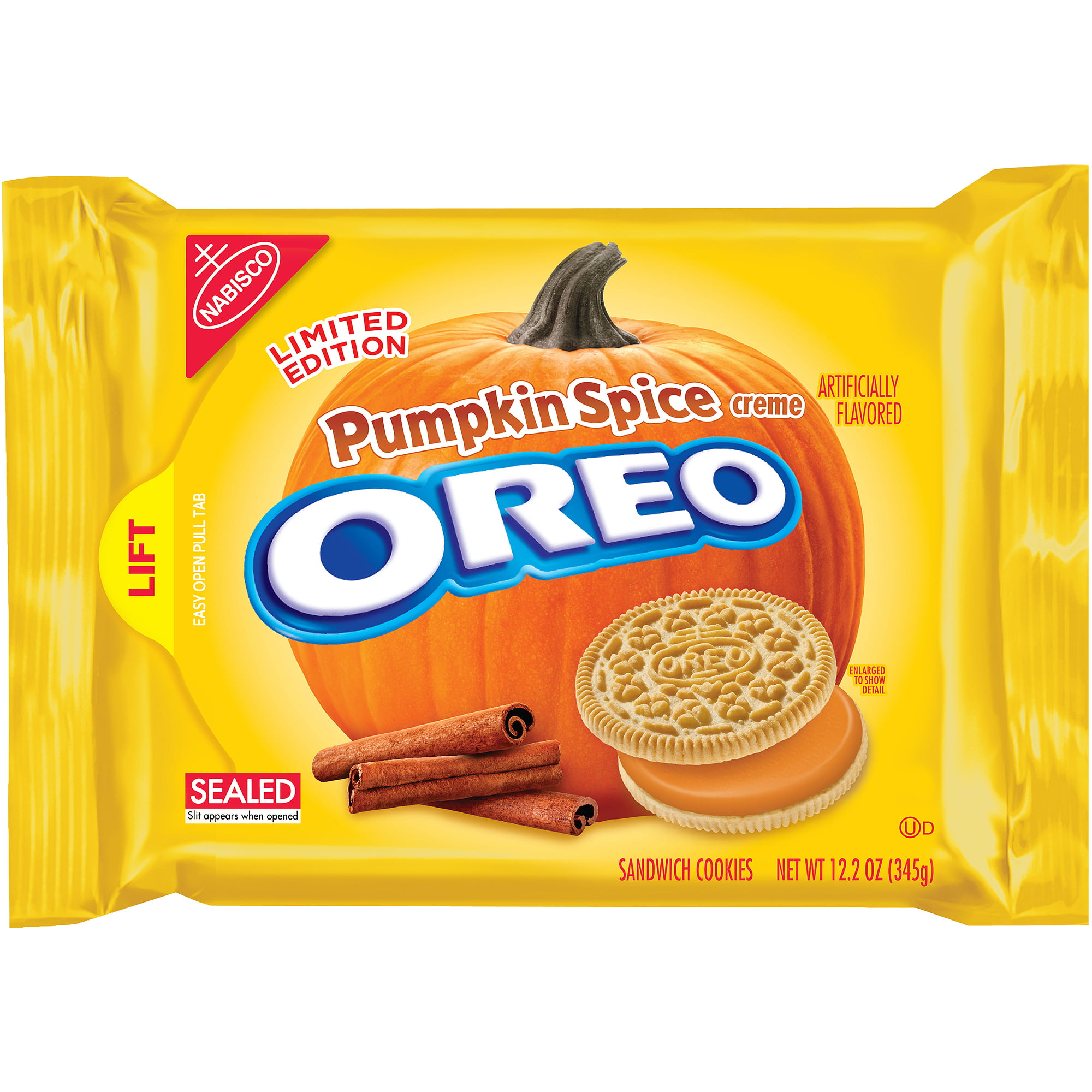 Image result for pumpkin spice oreos