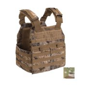 Voodoo Tactical X-light Gen Ii Plate Carrier, Multicam -