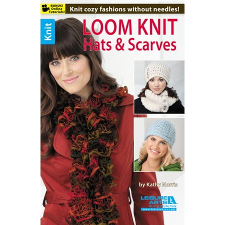 Loom Knit Hats & Scarves Free Hat Sewing Patterns