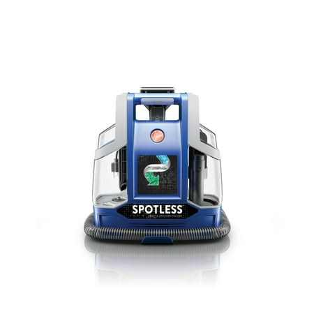 Portable Spot Cleaner (Hoover Spotless Portable Carpet & Upholstery Cleaner, FH11200)