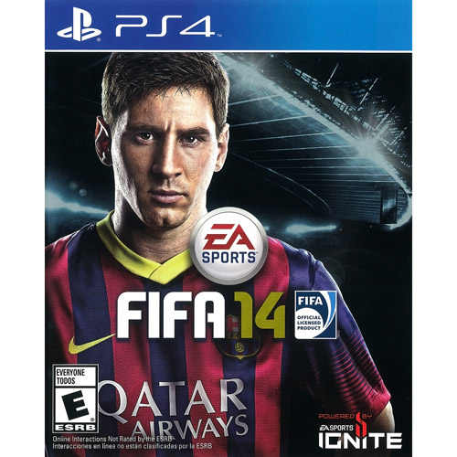 Electronic Arts FIFA Soccer 14 (PS4)