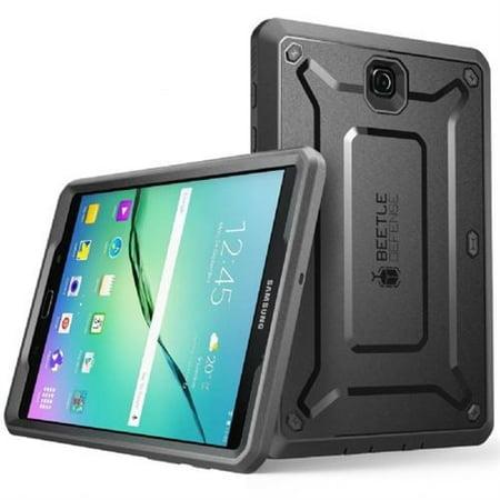 I-Blason - GALXY-TABS2-97UBP-BK - i-Blason Samsung Galaxy Tab S2 9.7 Inch Unicorn Beetle Pro Full-Body Protective Case - ()
