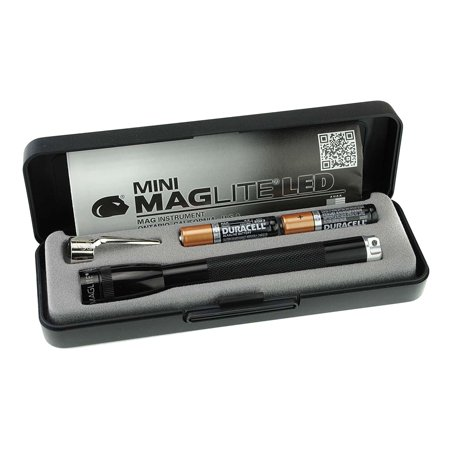 Mini Maglite LED Spectrum Series AAA Flashlight - Mini Maglite Aaa Flashlight
