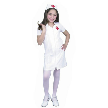 Kids Registered Nurse Costume (Children's Nurse Costume Uk)