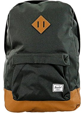 839685cb2cb Product Image Heritage Canvas Backpack - Black