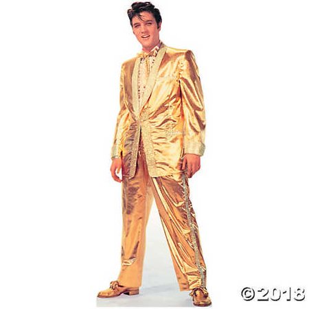 Elvis Presley - Advanced Graphics Life Size Cardboard Standup (Life Size Elvis)