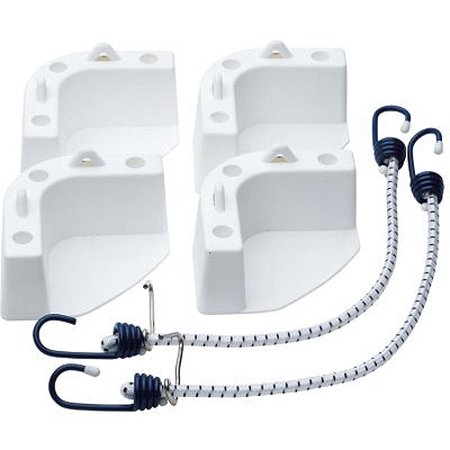 Coleman Trillingual Cooler Tie Down Kit ()