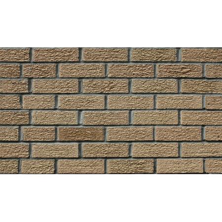 LAMINATED POSTER Background Backdrop Mortar Wall Brick Masonry Poster Print 24 x 36