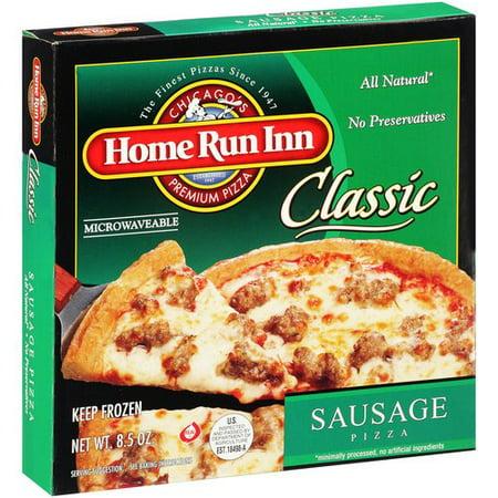 Home run inn classic sausage pizza 8 5 oz for Home run inn