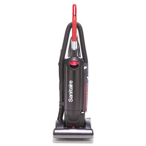 Sanitaire HEPA Filtration Upright Vacuum, Black