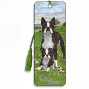 Boston Terrier Bookmark by Artgame - BK82BOS