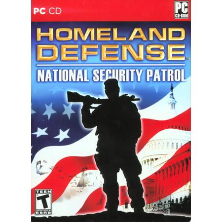 Homeland Defense: National Security Patrol - Windows PC (Tower Defense Pc Games)