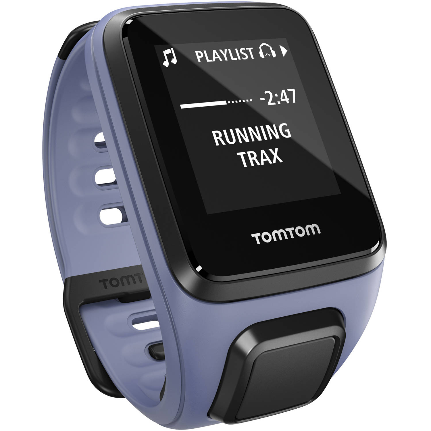 TomTom Spark Music Activity Tracker, Small, Purple Haze