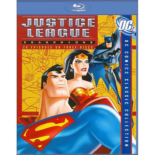 Justice League: Season 1 (Blu-ray)