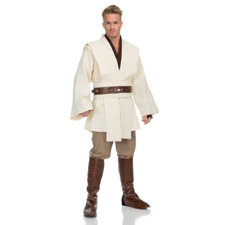 Mens Star Wars Obi Wan Kenobi Costume (XL)