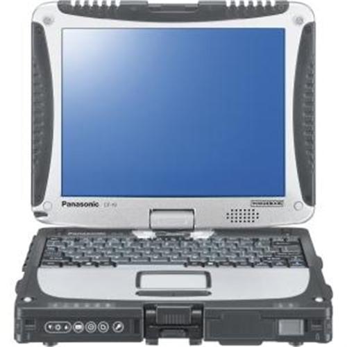 "Panasonic Toughbook CF-195HYAXLM Tablet PC - 10.1"" - Intel Core i5 i5-3340M 2.70 GHz"