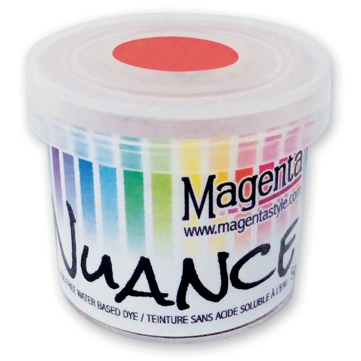 Magenta Nuance Powdered Dye-Scarlet