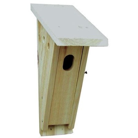 Stovall 3H Wood Peterson Bluebird House