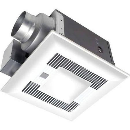 Panasonic FV-08VQCL6 WhisperSense-Lite 0.3-sone 80-CFM Bathroom Fan with