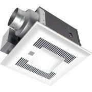 Panasonic Fv 08vqcl6 Whispersense Lite 0 3 Sone 80 Cfm Bathroom Fan With