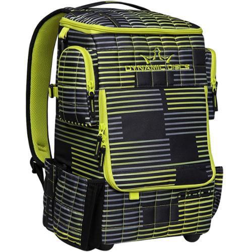 Dynamic Discs Ranger Backpack Disc Golf Bag - Stoke Chartreuse