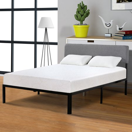 granrest 7 memory foam mattress medium firm full size. Black Bedroom Furniture Sets. Home Design Ideas