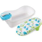 Summer Infant Newborn-to-Toddler Bath Center & Shower, Blue