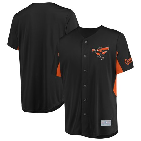 Orioles Youth Jersey (Men's Majestic Black Baltimore Orioles Champion Choice)