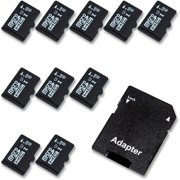 4GB GorillaFlash microSDHC Class 10 with Adapter 10-Pack