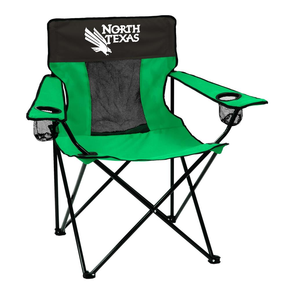 University of North Texas Chair Elite Adult Tailgating Seat