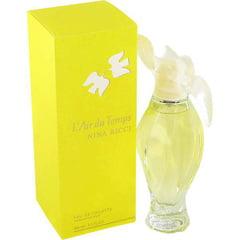 L'Air du Temps Perfume 3 Piece Gift Set by Nina Ricci, 1.7 oz Gift Set for Women