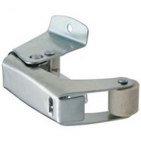 National Hardware Pneumatic Screen Door and Storm Door Closer, Steel Frame and Spring, Rubber Roller,
