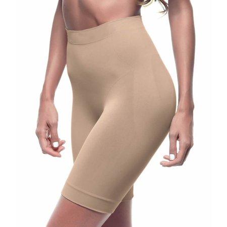 Bio Ceramic Anti Cellulite Shorts - Lupo Loba Emana Women's Anti Cellulite Bermuda Shorts Shapewear