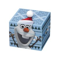 Mr. Christmas Disney Frozen Musical Olaf Keepsake, Blue