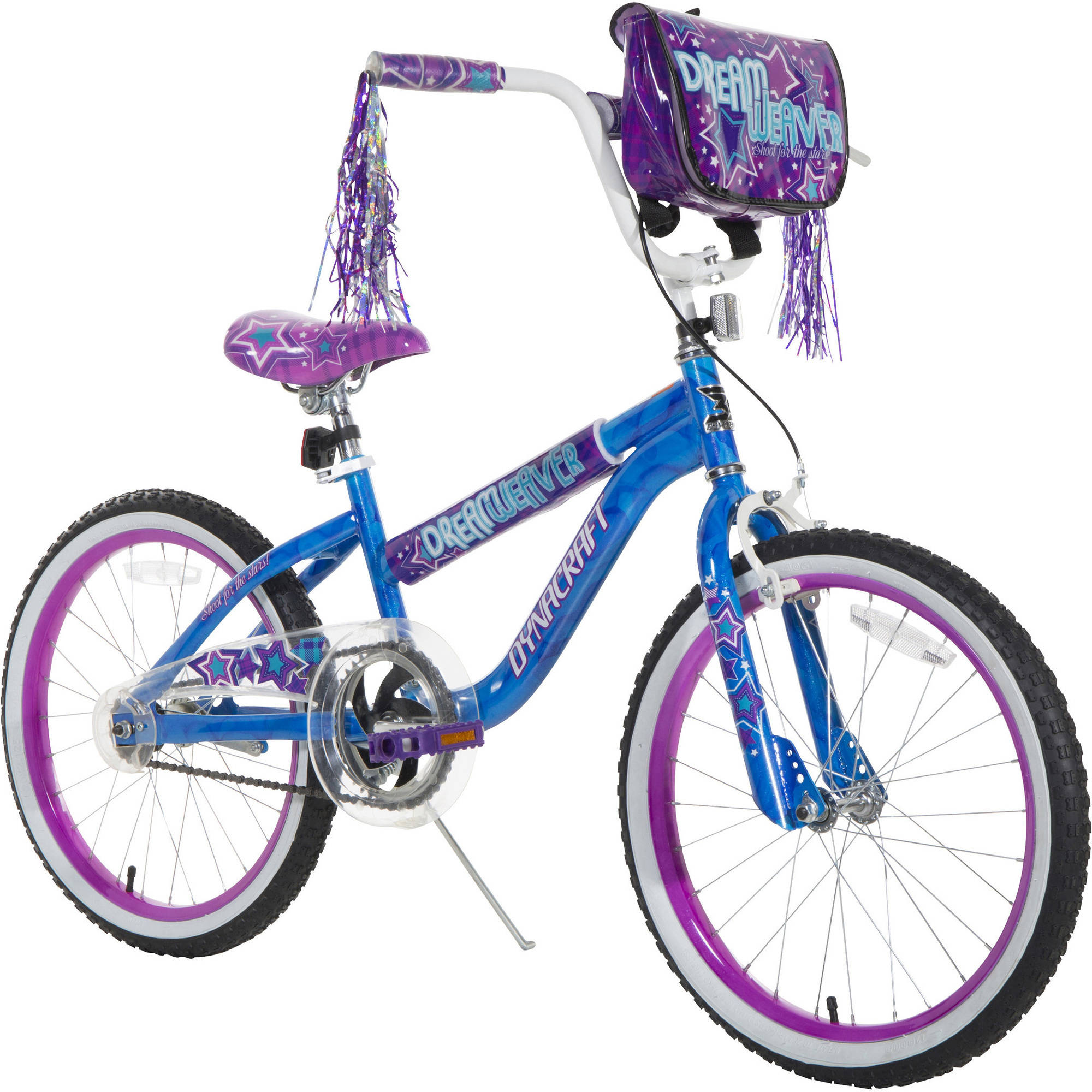 "Dynacraft 20"" Girls Dream Weaver Bike"