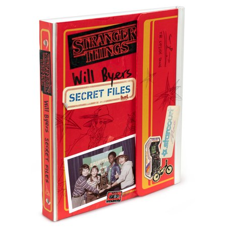 Will Byers' Secret Files (Swamp Thing First Appearance House Of Secrets 92)